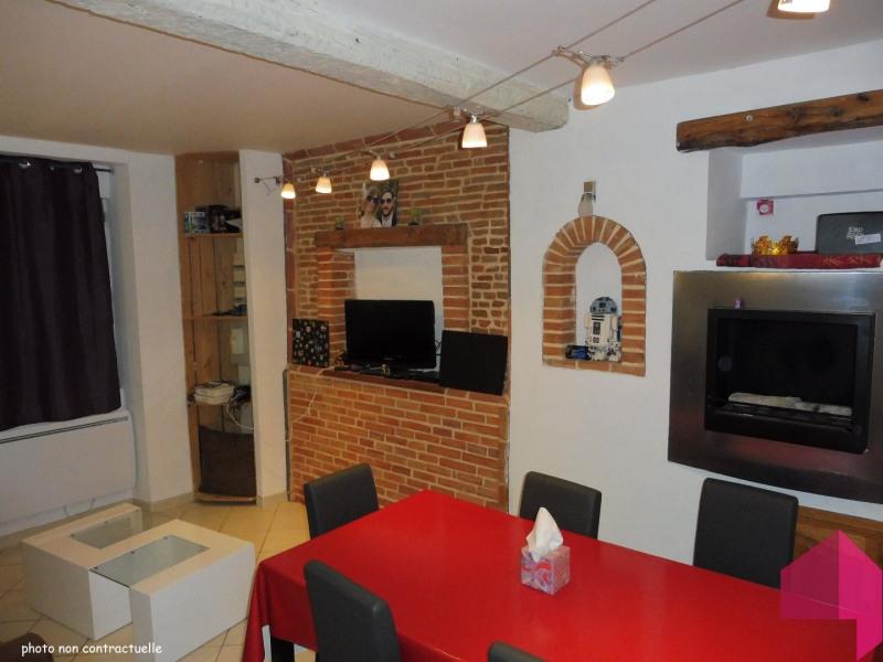 Sale house / villa Baziege 165000€ - Picture 3