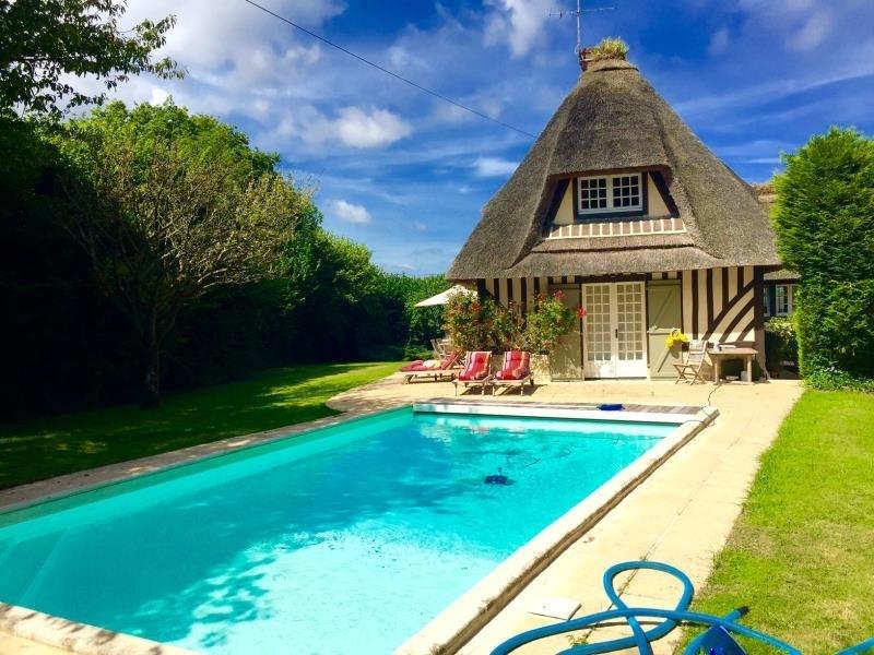 Vente de prestige maison / villa Villers sur mer 735000€ - Photo 2