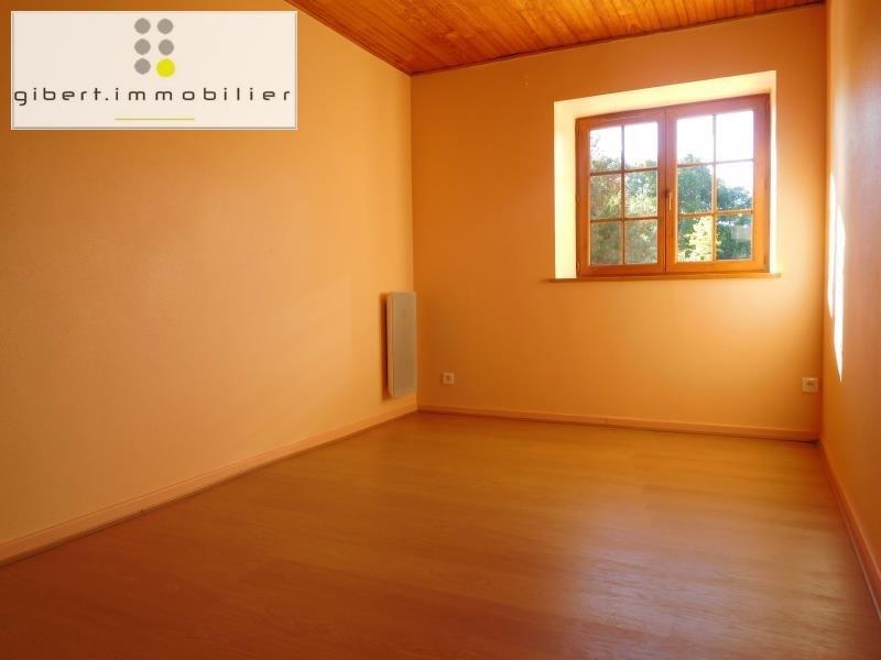 Location maison / villa Seneujols 481,79€ CC - Photo 5