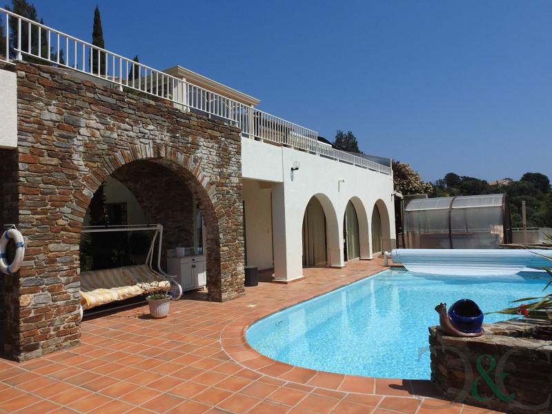 Immobile residenziali di prestigio casa Bormes les mimosas 1390000€ - Fotografia 8