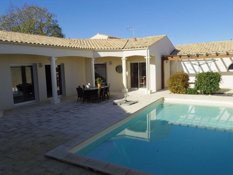 Deluxe sale house / villa Saint xandre 590000€ - Picture 1