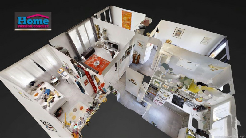 Sale apartment Rueil malmaison 310000€ - Picture 8