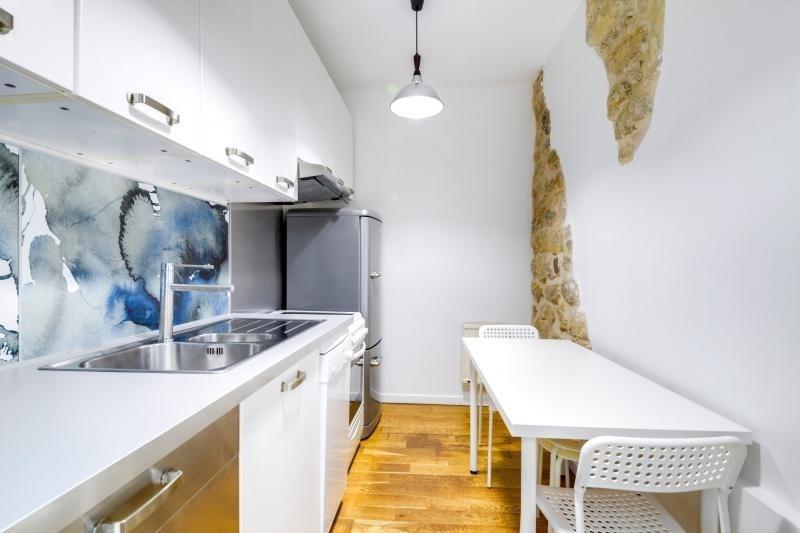 Rental apartment Paris 3ème 2250€ CC - Picture 5