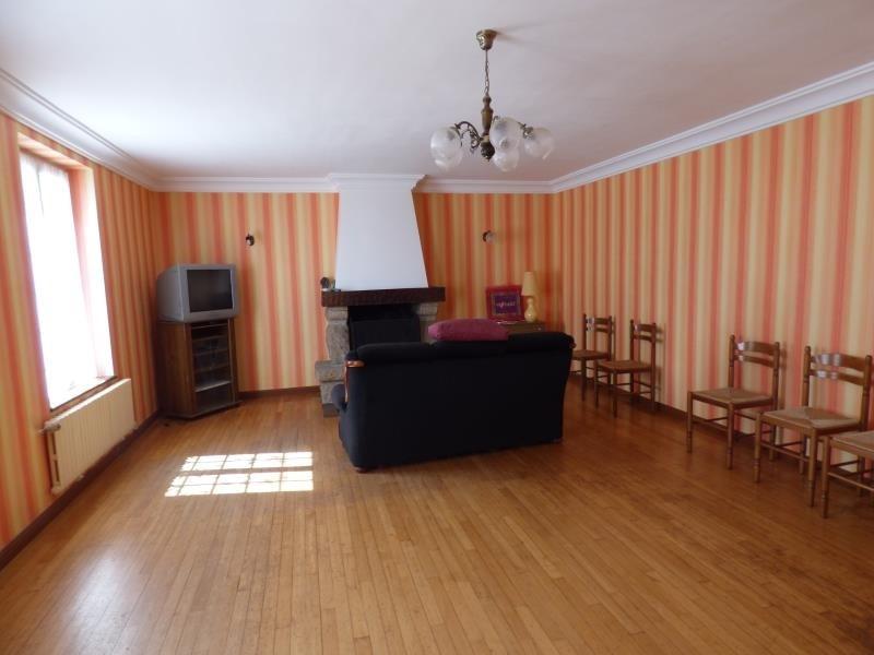 Sale house / villa Plounevez moedec 128500€ - Picture 2