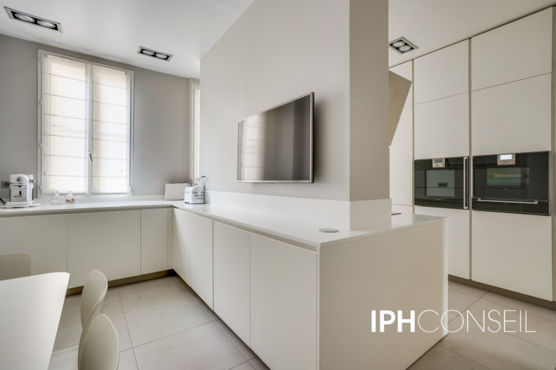Vente de prestige appartement Neuilly-sur-seine 2200000€ - Photo 6
