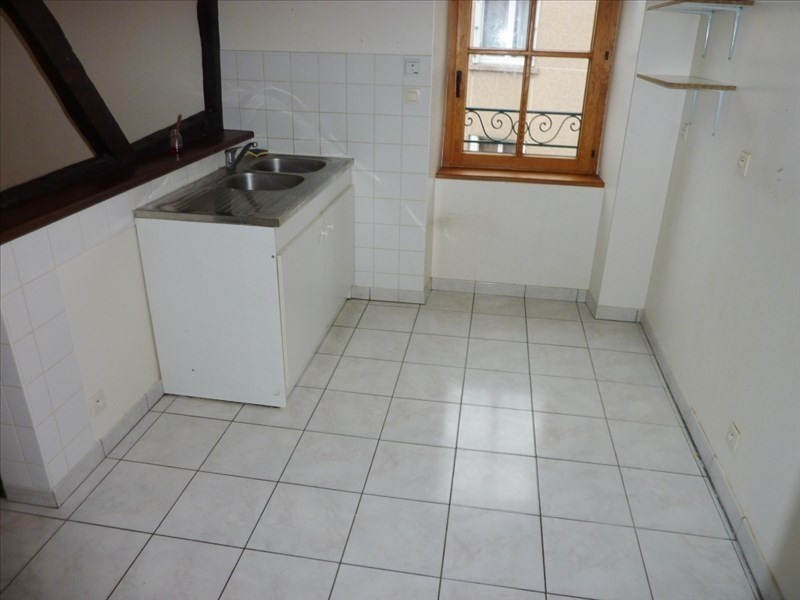 Sale apartment Fougeres 93 600€ - Picture 3