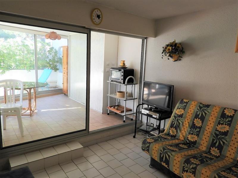 Sale apartment La grande motte 132000€ - Picture 3