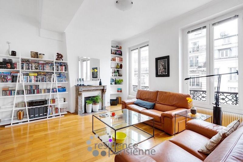 Vente appartement Paris 2ème 740000€ - Photo 3