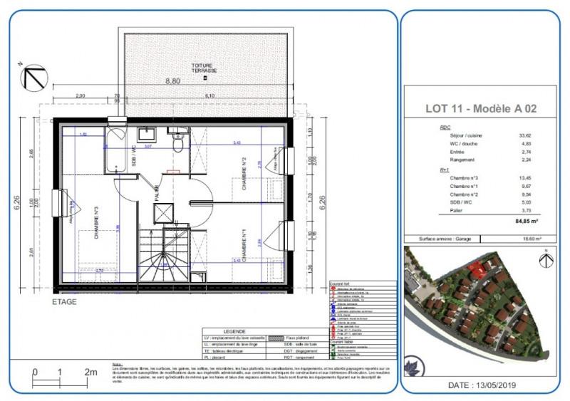 Sale house / villa L isle d'abeau 255200€ - Picture 3