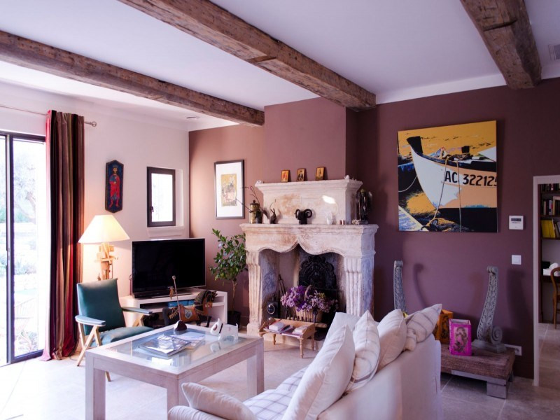 Verkauf von luxusobjekt haus Paradou 821600€ - Fotografie 5