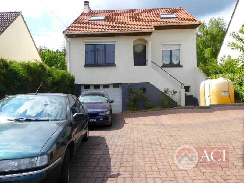 Vente maison / villa Montmagny 440000€ - Photo 4