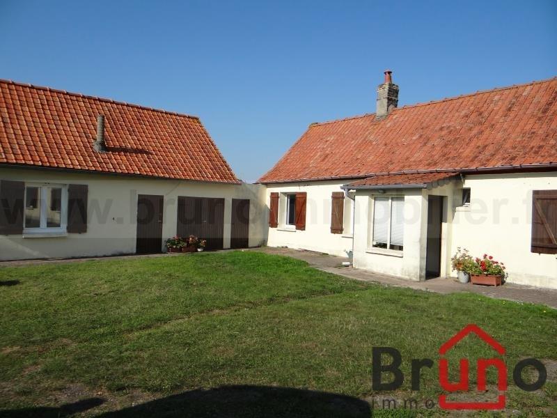 Vente maison / villa St quentin en tourmont 213000€ - Photo 1