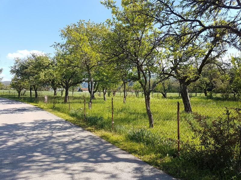 Vente terrain Aumontzey 28600€ - Photo 1