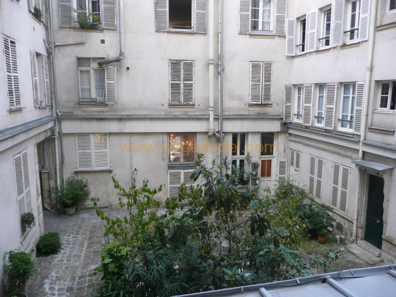 Viager appartement Paris 5ème 195 000€ - Photo 5