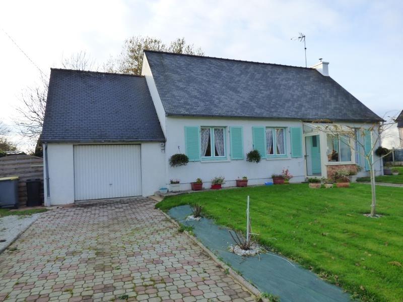 Vente maison / villa Begard 134200€ - Photo 1