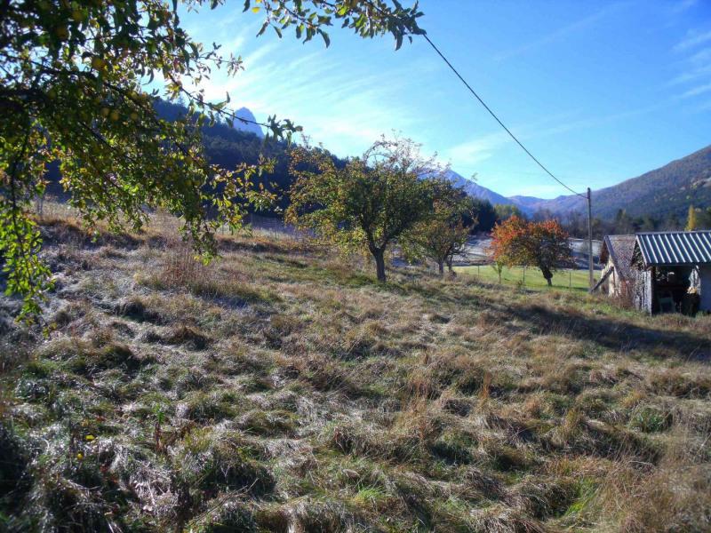 Vente terrain Barcelonnette 110000€ - Photo 1