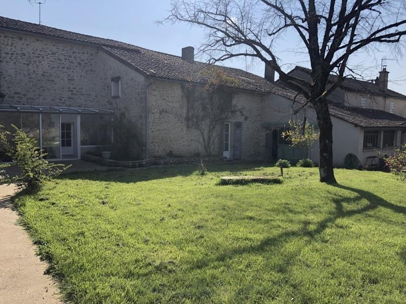 Produit d'investissement maison / villa Iteuil 181000€ - Photo 4