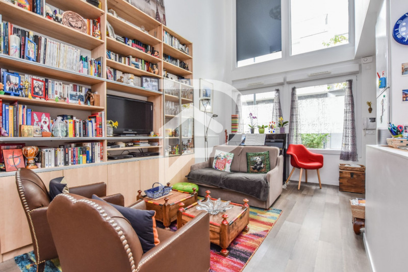 Vente appartement Saint ouen 570000€ - Photo 2