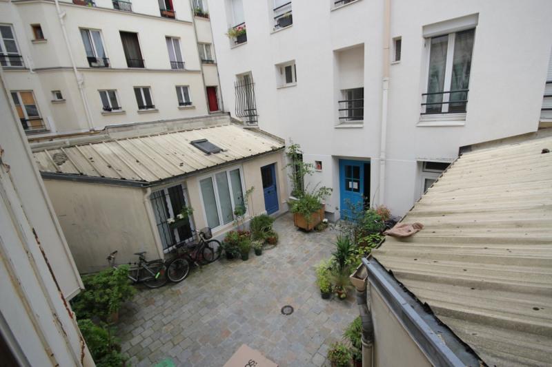 Rental apartment Paris 18ème 900€ CC - Picture 5