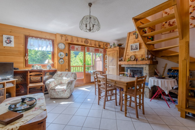 Viager appartement Le grand-bornand 73 450€ - Photo 1