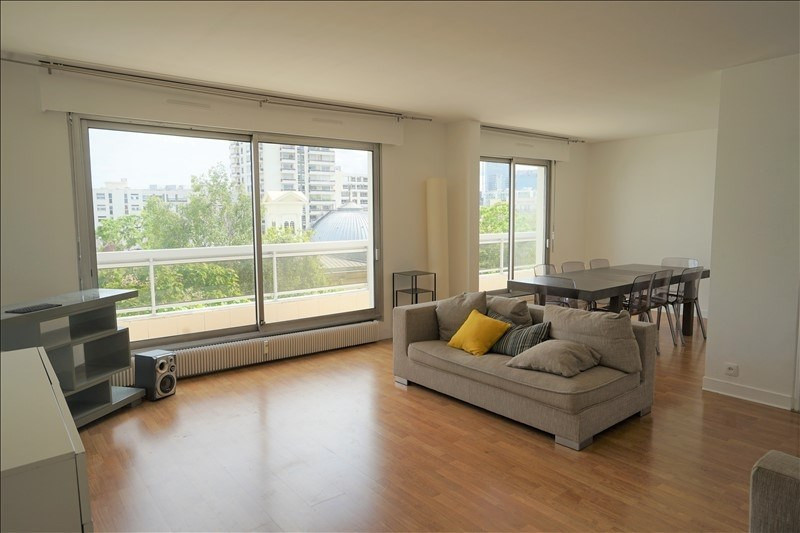 Vente appartement Courbevoie 811 200€ - Photo 1