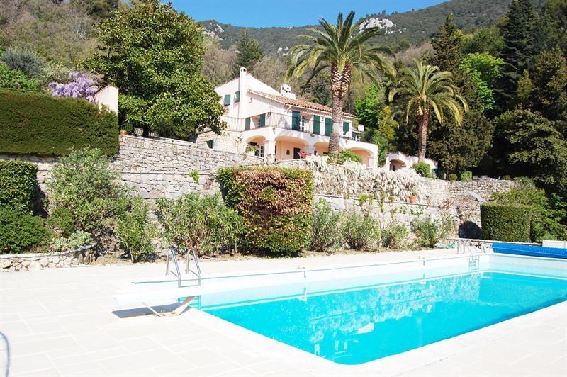 Deluxe sale house / villa Le canton de fayence 1550000€ - Picture 1