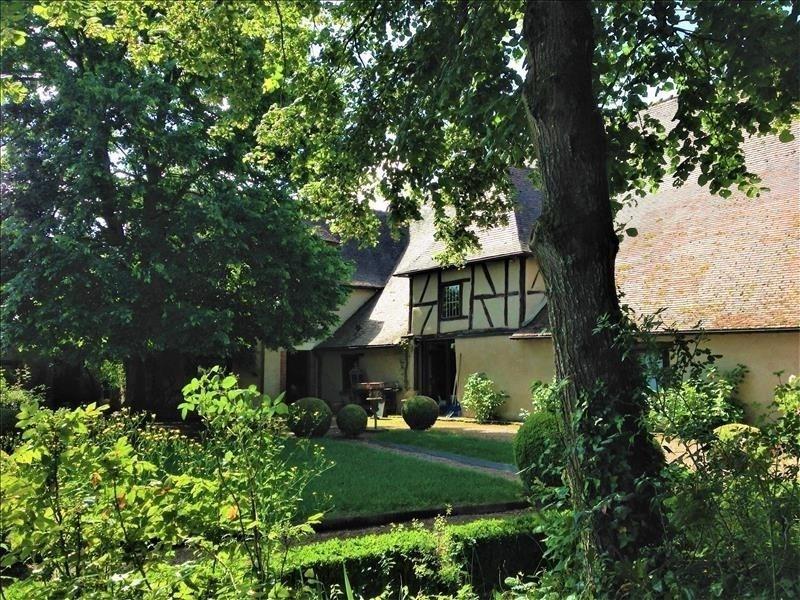 Venta  casa Villeneuve sur allier 378000€ - Fotografía 2