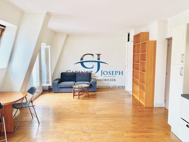 Sale apartment Paris 9ème 560000€ - Picture 2