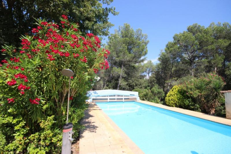 Sale house / villa Lambesc 520000€ - Picture 5