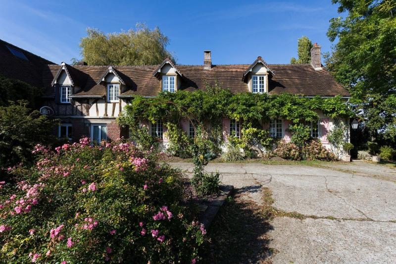 Vente de prestige maison / villa Abbecourt 535000€ - Photo 1