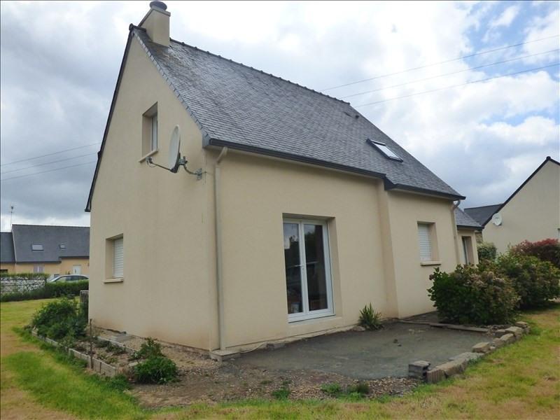 Rental house / villa Pluzunet 560€ CC - Picture 8