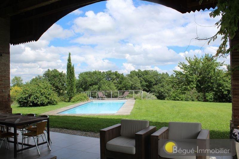 Deluxe sale house / villa 15 mns pibrac 730000€ - Picture 4