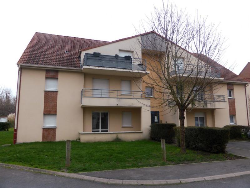 Sale apartment Pecquencourt 75000€ - Picture 1