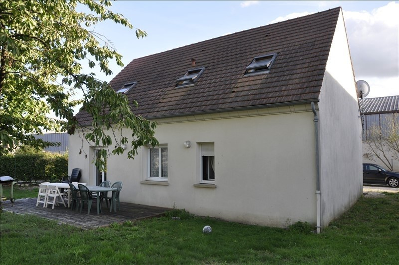Vente maison / villa Soissons 170000€ - Photo 1
