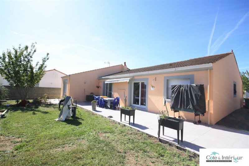 Sale house / villa Les sables d'olonne 362000€ - Picture 2