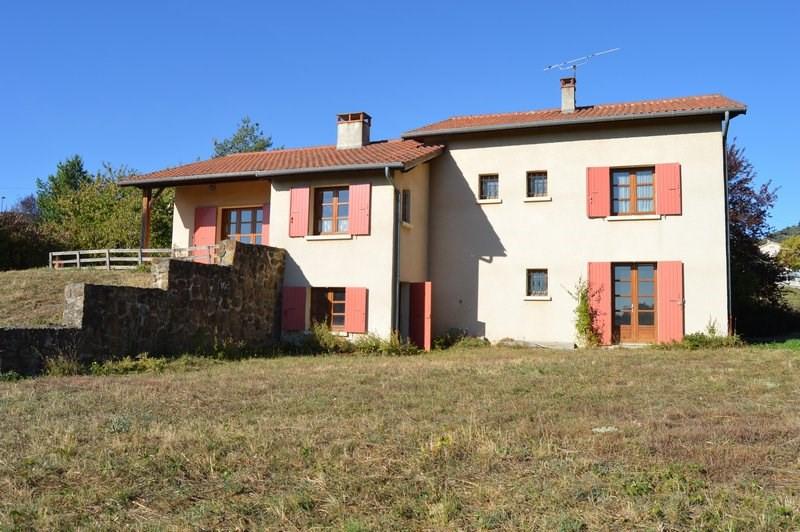 Sale house / villa St felicien 220000€ - Picture 1