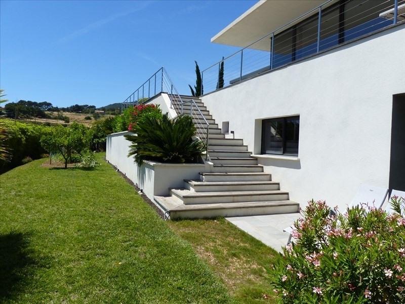 Verkauf von luxusobjekt haus Carqueiranne 2180000€ - Fotografie 6