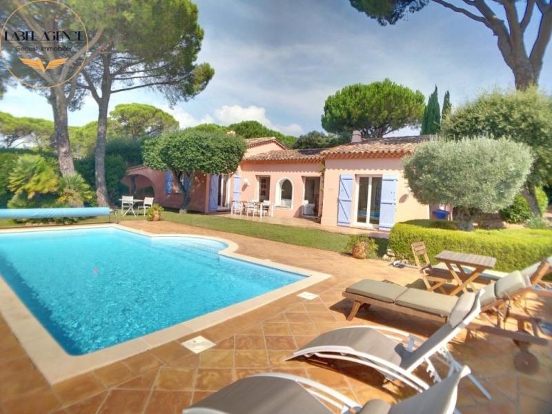 Deluxe sale house / villa Ste maxime 1820000€ - Picture 1