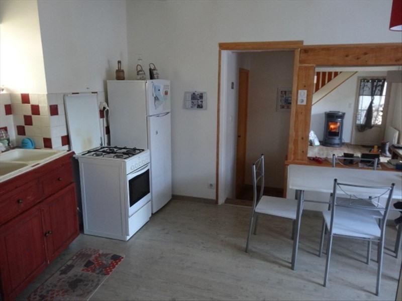 Vente maison / villa Exireuil 132000€ - Photo 2