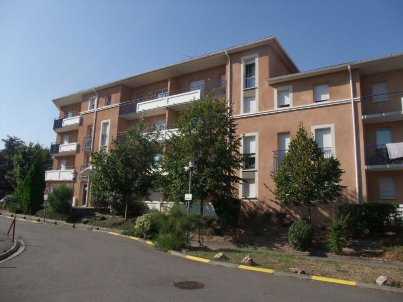 Location appartement Ramonville-saint-agne 498€ CC - Photo 1