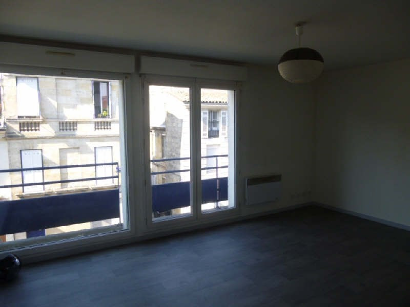 Rental apartment Bordeaux 650€ CC - Picture 1