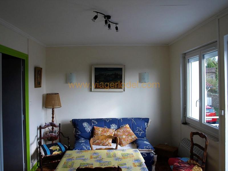 Lijfrente  appartement Saint-maurice-de-lignon 25000€ - Foto 2