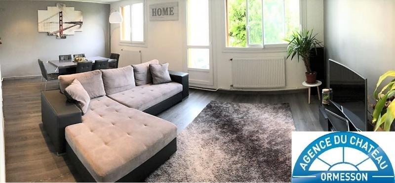 Sale apartment Le plessis trevise 186000€ - Picture 1