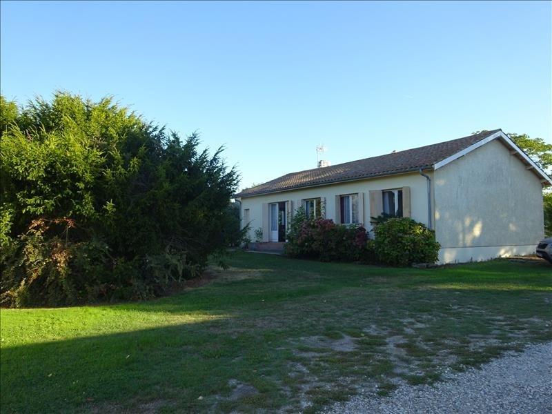 Sale house / villa Ste eulalie 262500€ - Picture 1