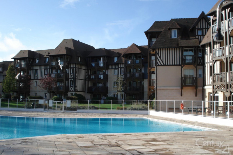 Verkoop  appartement Deauville 105000€ - Foto 2
