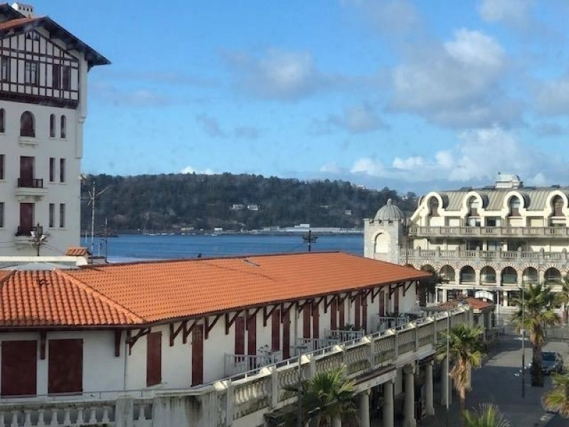 Vente appartement Hendaye 395 000€ - Photo 1