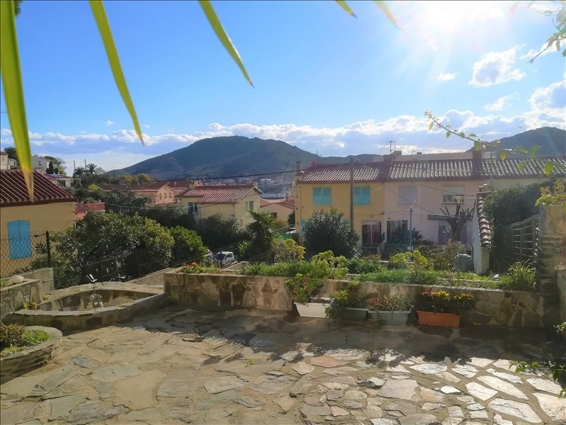Vente maison / villa Port vendres 240 000€ - Photo 1