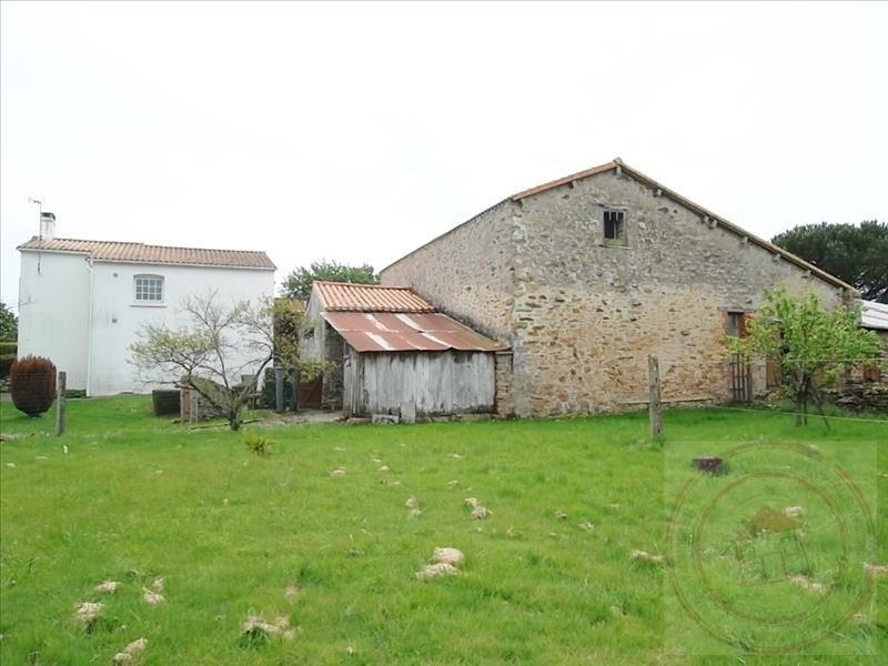 Sale house / villa Beaulieu sous la roche 216300€ - Picture 5