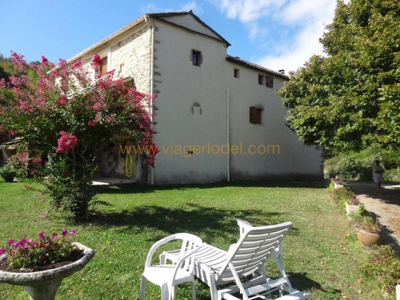Vitalicio  casa Portes 57500€ - Fotografía 2
