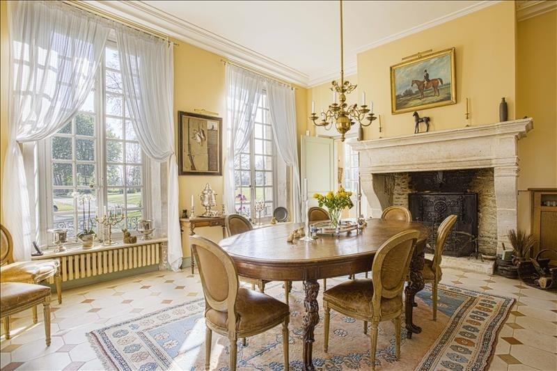 Revenda residencial de prestígio castelo Gonneville en auge 936000€ - Fotografia 6